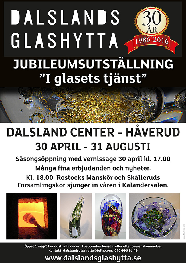 Dalslands-Glashytta-Affisch